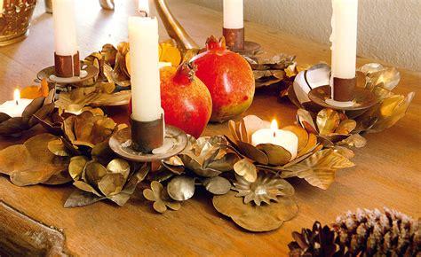 Herbstdeko Aus Dem Garten by Herbstdekoration