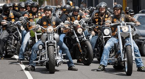 The Motorcycle Culture