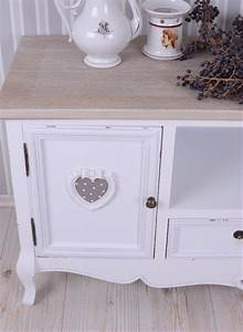 Hifi Schrank Mit Glastür : fernsehschrank tv schrank landhausstil lowboard hifi regal sideboard k niglich ~ Bigdaddyawards.com Haus und Dekorationen
