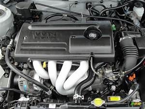 2001 Toyota Corolla S 1 8 Liter Dohc 16