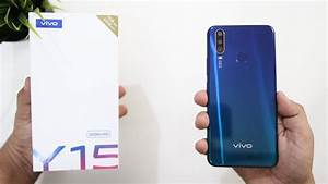 Vivo Y15 Unboxing And Quick Review I Hindi