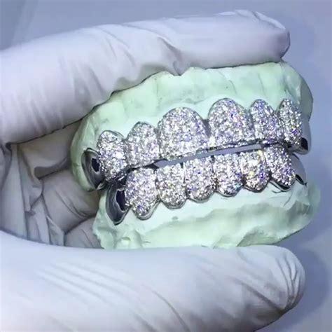 real vvs diamond grillz video   diamond grillz