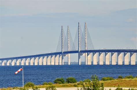 Öresundský most - nejdelší most v Evropě | Janza.cz