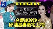 確診大廈|新患者分布全港 林建岳前妻謝玲玲獨立屋榜上有名|香港01|社會新聞