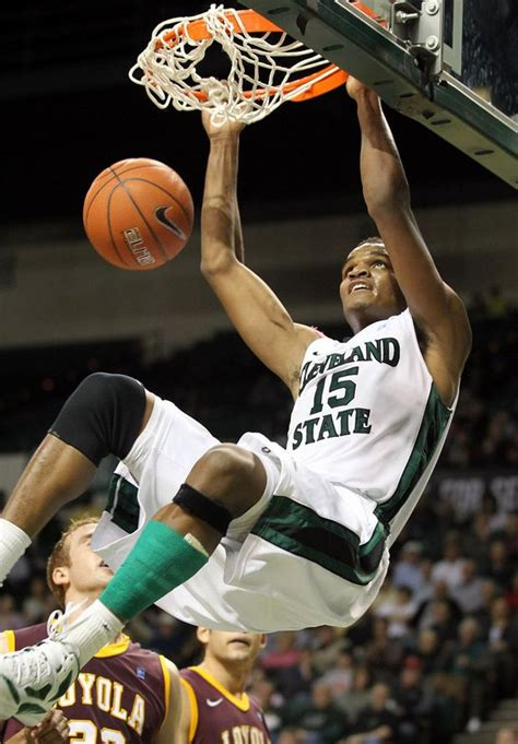 cleveland state kent state mens basketball teams set
