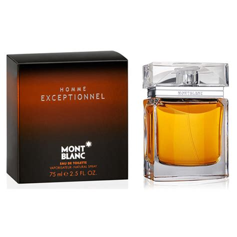 mont blanc parfum homme mont blanc homme exceptionnel edt for fragrancecart