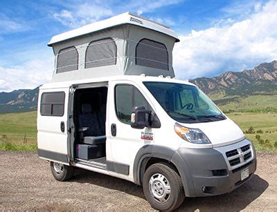 Campervan Rental   Rocky Mountain Campervans   Denver, Las