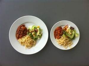 A Great Strategy for Weight Loss: Use a Smaller Plate