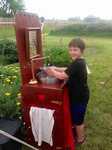 Build Your Own Camp Sink With Running Water: Materials and