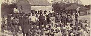 Slavery in America, a history of oppression and rebellion