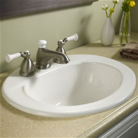 Eljer Bathroom Sinks by Eljer Murray Oval Lavatory Center Faucet