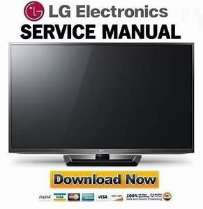 Lg-60pa6550-sk   Sg Service Manual And Repair Guide