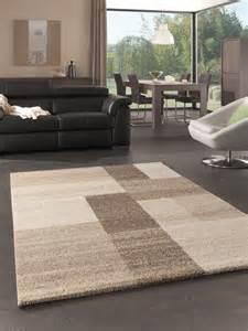 tapis vintage pour salon beige manfredini