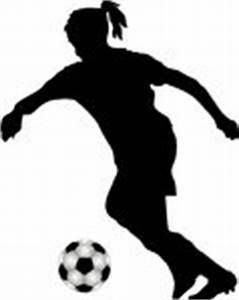 Girl Soccer Kick Clipart | Clipart Panda - Free Clipart Images