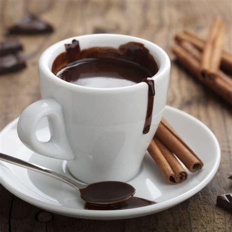 recette chocolat chaud  lespagnole sans lait