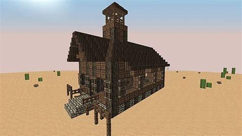 wild west building bundle minecraft building