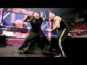 WWE WrestleMania 30 - The Undertaker vs Brock Lesnar Promo ...
