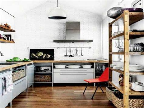 rangement verre cuisine un rangement cuisine déco même sans placards
