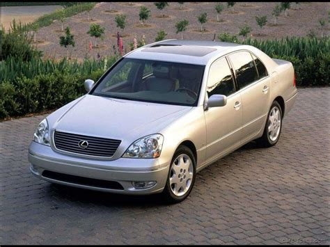 how to learn all about cars 2002 lexus es head up display 2003 lexus ls 430 sedan specifications pictures prices