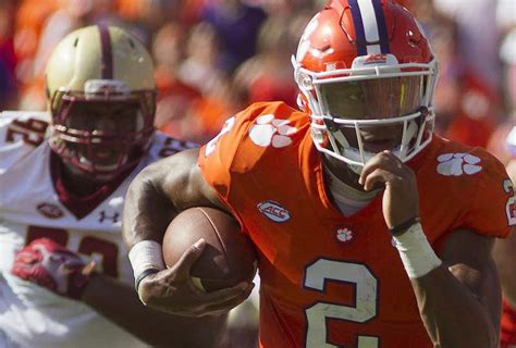 Clemson vs. North Carolina State LIVE SCORE UPDATES (11/4 ...