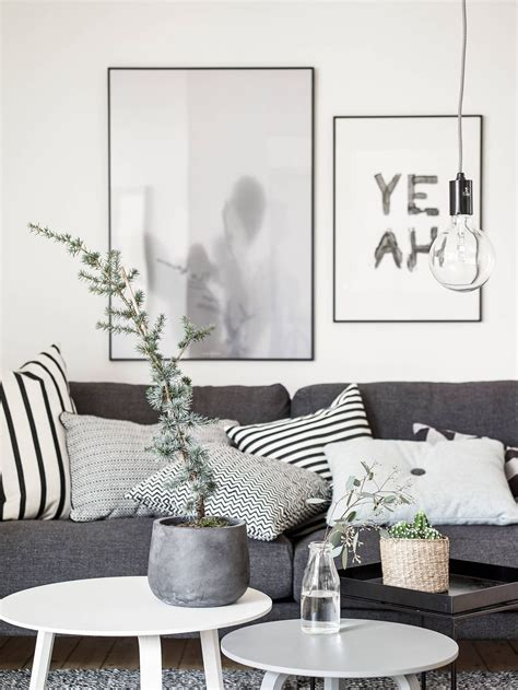 Room Decor Pillows by 10 Tips For The Best Scandinavian Living Room Decor