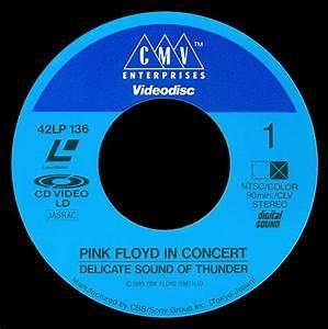 Bilbo U0026 39 S Pink Floyd Japan Laser Disc
