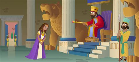 brave and beautiful new bible app for story 836 | esther visits the king