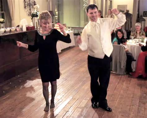"""Unforgettable"" Mother-Son Wedding Dance Goes Viral"