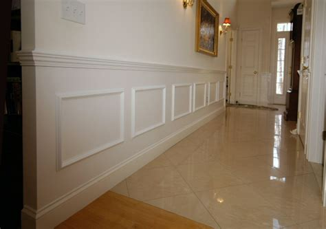 Wainscoting Frames For Wall by Some Picture Frame Wainscoting