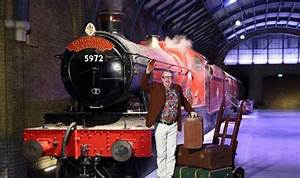 Hogwarts Express Steams In To New Studio Tour Films