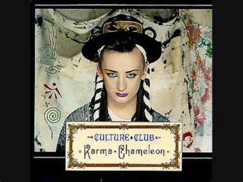 Culture Club\` Karma Chameleon Full Hq Youtube