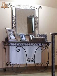 Meuble En Fer : meubles en fer forg ferronnerie d 39 art ukovmi ~ Melissatoandfro.com Idées de Décoration
