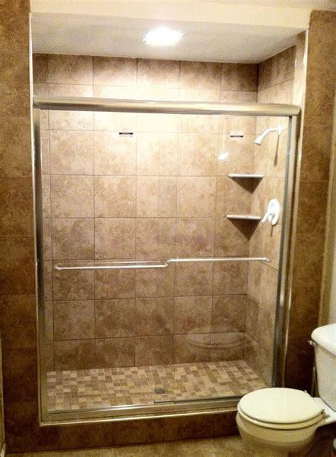 New Shower Door by Complete Shower With New Shower Door Columbia Missouri