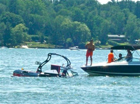 Candlewood Lake Boat Rentals by 18 Year Pulled From Candlewood Lake Newstimes