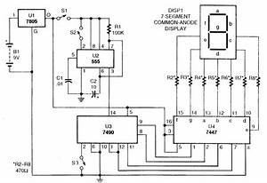 counter circuit page 8 meter counter circuits nextgr With counter circuit