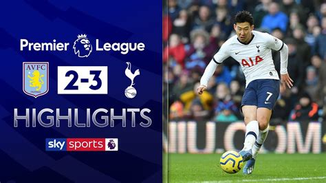 Enjoy the match between tottenham hotspur and aston villa, taking place at england on may 19th tottenham hotspur match today. Aston Villa Vs Tottenham 2-3 Goals and Full Highlights - 2020