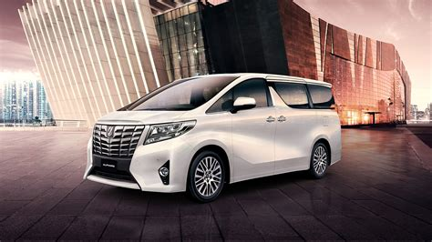 Toyota Alphard Hd Picture toyota alphard mpv travel in style