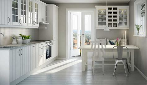 scandinavian country kitchen jadalnia w kt 243 rej kr 243 luje natura south home 2110