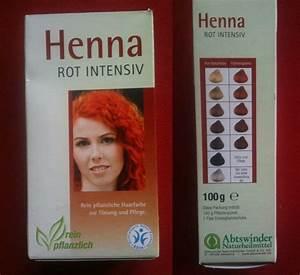 Henna Selber Machen : henna farbe henna farbe einebinsenweisheit ~ Frokenaadalensverden.com Haus und Dekorationen