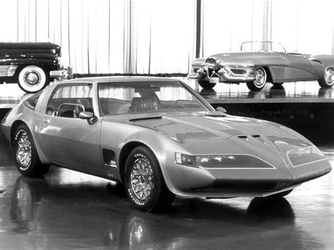 hd 1974 pontiac banshee iii concept supercar supercars