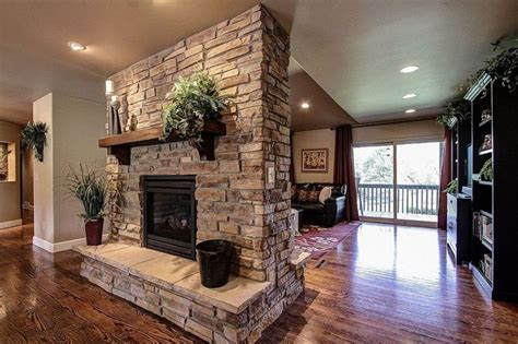 Parker, Co. Kitchen And Fireplace Reno