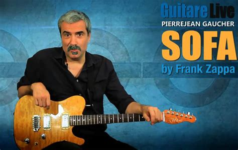 Sofa Frank Zappa by Quot Sofa Quot By Pierrejeangaucher Frank Zappa Cover