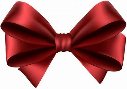 Bow Transparent Clip Ribbon Clipart Ribbons Banners