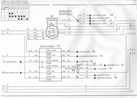 Rover 25 Wiring Diagram Pdf by Starter Solonoid Mg Rover Org Forums