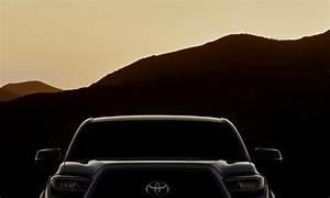 Toyota Teases 2020 Tacoma  Will Six