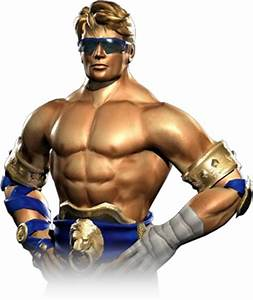 Johnny Cage ~ Fatality Nation