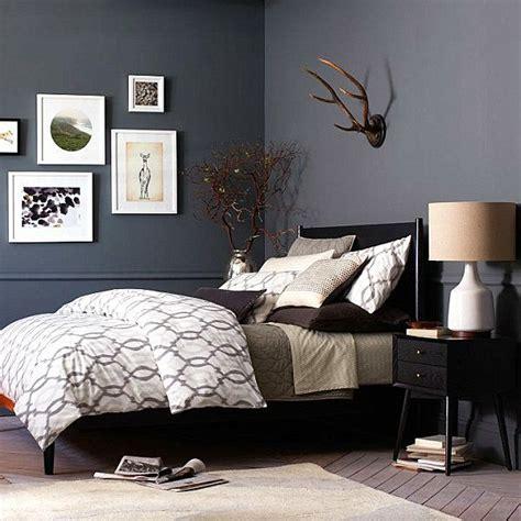 Schlafzimmer Braune Wand Gispatchercom