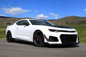 2018 Chevrolet Camaro ZL1 1LE Is A Serious Track Weapon Roadshow