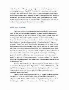 physiology dissertation ideas