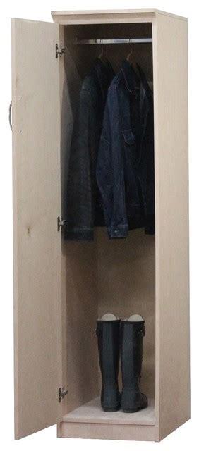 Slim Wardrobe Armoire by Flat Iron Slim Wardrobe Left Modern Armoires And